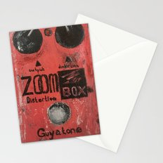 Guyatone PS 102 Zoom Box Distortion Stationery Cards