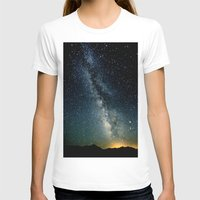 milky way T-shirts featuring The Milky Way by 2sweet4words Designs