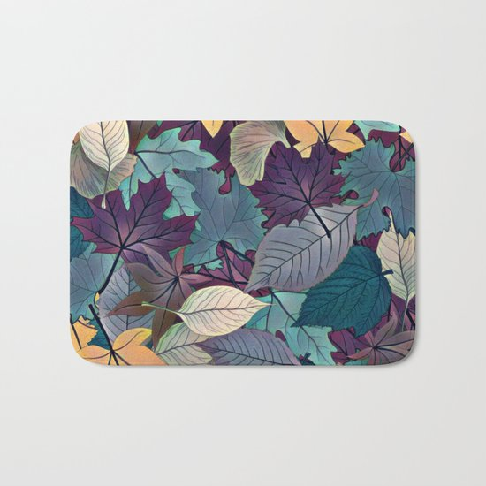 Leafy Goodness Bath Mat