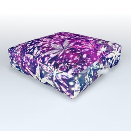 gorgeous weed-300 Outdoor Floor Cushion