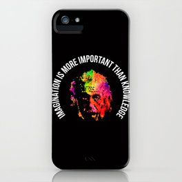 Albert II iPhone Case