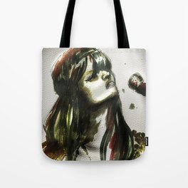 Bat for lashes Tote Bag