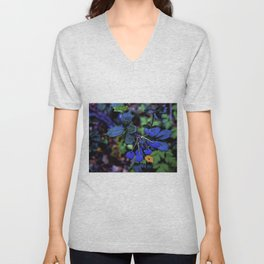 Exotic fruit and rich. Unisex V-Neck