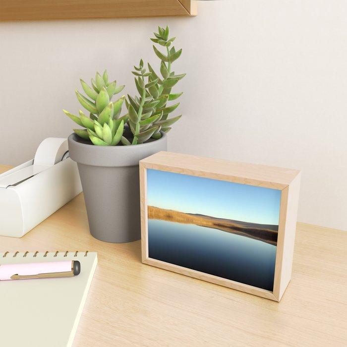 Siwa Oasis Framed Mini Art Print