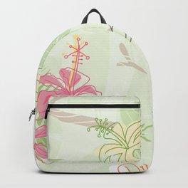 Tropical Spring Backpack