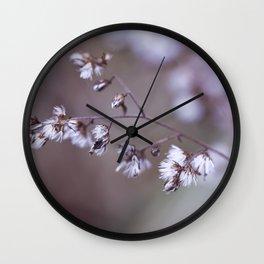 Secrets on the Wind Wall Clock