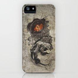 Jurassic Alternate iPhone Case