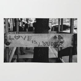 Love is Louder II Rug