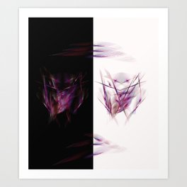 You see the same Art Print
