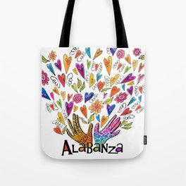 Alabanza Tote Bag