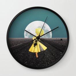 My Oh My Wall Clock