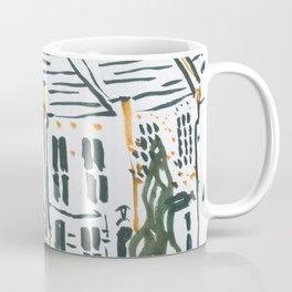 Across the road #3 Coffee Mug