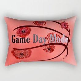 Game Day Mode Rectangular Pillow