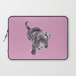 Labrador Puppy Laptop Sleeve