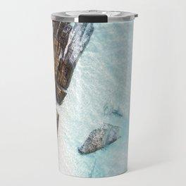Crystal Clear 11 Mile Lagoon Esperance (01) Travel Mug