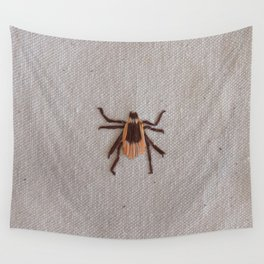 Deer Tick Wall Tapestry
