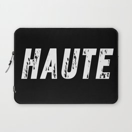 Haute - High Fashion inverse Laptop Sleeve