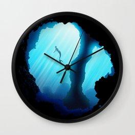 Mer!Haru Wall Clock