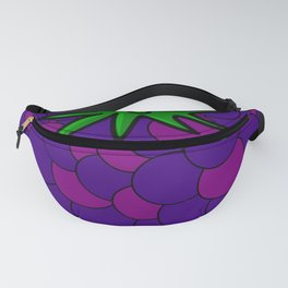 Bodacious Blackberry Fanny Pack