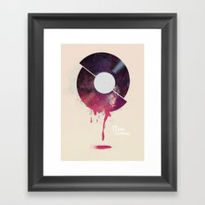 12inc cosmo Framed Art Print