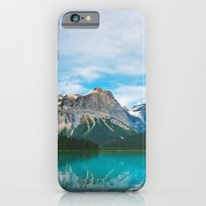 The Mountains and Blue Water Slim Case iPhone 6s
