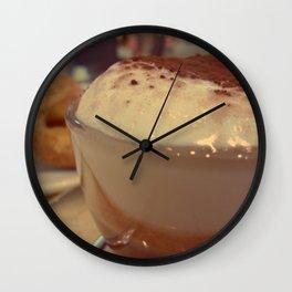 Coffy Break Wall Clock