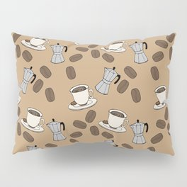 I love Coffee Pillow Sham