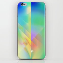 The Celestial Crest iPhone Skin