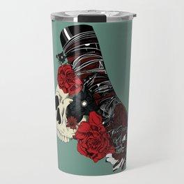 Grief on fingertips Travel Mug