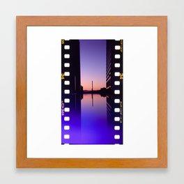 Standard Hotel Los Angeles Lomo  Framed Art Print