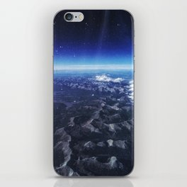 Mountain Top iPhone Skin