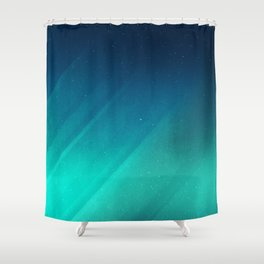 Translucent Sky [ Abstract ] Shower Curtain