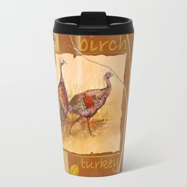 Wild Turkey Travel Mug