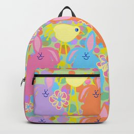Bunnies and Friends Backpack