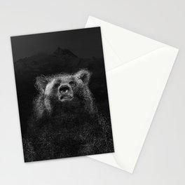 Sacred Bear Stationery Cards