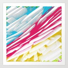 Abstract 218 Art Print