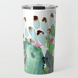 A Prickly Bunch III Travel Mug