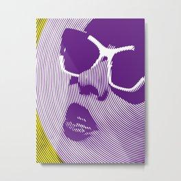 Rusa Metal Print