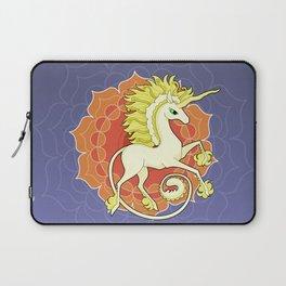 Vendel Unicorn - the sun Laptop Sleeve