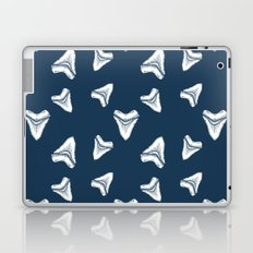 Sharks Tooth Pattern Laptop & iPad Skin
