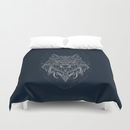 Wolf of North Duvet Cover