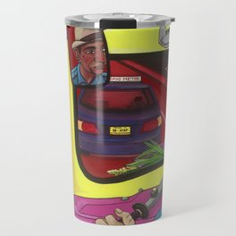 TUK TUK BANG COCK Travel Mug