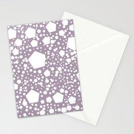 """Kalinka. """"Rose quartz"""" color Stationery Cards"""