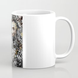 """Rendering Myself Worthy"" Abraham Abe Lincoln. Coffee Mug"