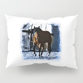 On the Move Pillow Sham