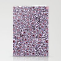 agate Stationery Cards featuring agate  by kociara