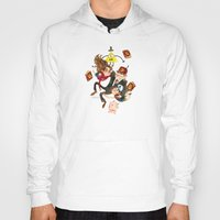gravity falls Hoodies featuring Gravity Falls Hug by Super Group Hugs