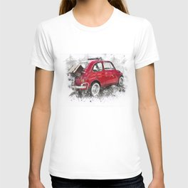 Rosso Fiat T-shirt