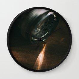 Inner Light Wall Clock