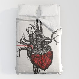 Wired Heart Comforters
